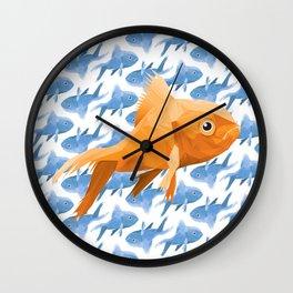 Glub Wall Clock