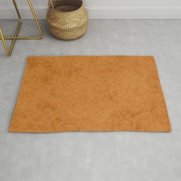Yellow suede textured stone wall Rug