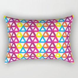 Triangle Special A Rectangular Pillow