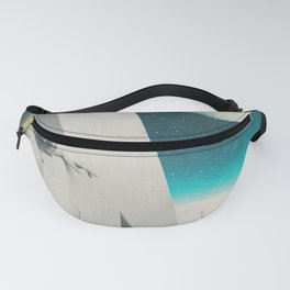 Needed to Breathe Fanny Pack