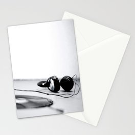 'phones 1 Stationery Cards