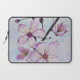 Cherry Blossoms I Laptop Sleeve