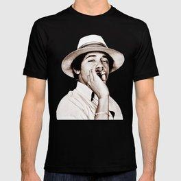 Barack Obama Smoking weed T-shirt