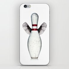 The dream of the bowling pin iPhone & iPod Skin