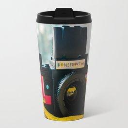 Konstruktor Toy Camera Travel Mug
