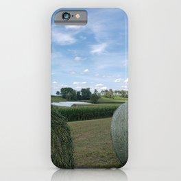 Farm fun iPhone Case