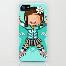 MySims - Clara as Miyu iPhone Case