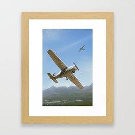 D-EOCD Framed Art Print