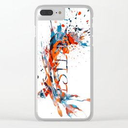 artist Clear iPhone Case