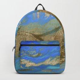Cobalt Sea Backpack