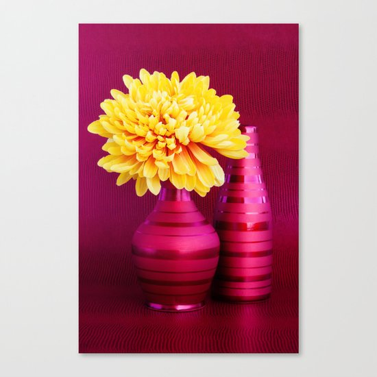 IT'S PINK Canvas Print