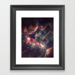 kyllyr wyng Framed Art Print
