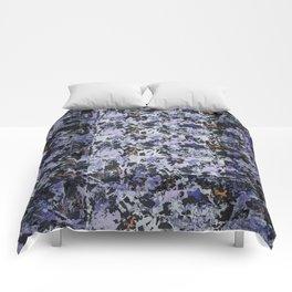 Purple Pattern Comforters