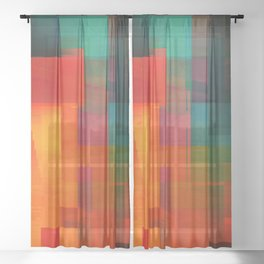 passion adored. 2020b Sheer Curtain