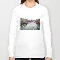 venice Long Sleeve T-shirts featuring venice. by zenitt