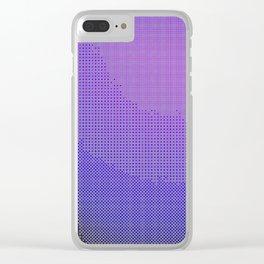 Purnip Clear iPhone Case