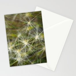 Late summer cheatgrass Stationery Cards