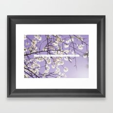 Life Does Not Have To Be Perfect To Be Wonderful Framed Art Print