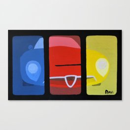 alfaromeo sport Canvas Print