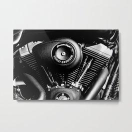 Ride More! Metal Print