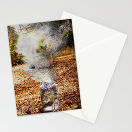 The Possible Dream Stationery Cards