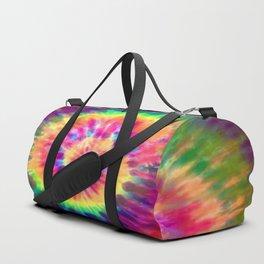 Tie-Dye Duffle Bag