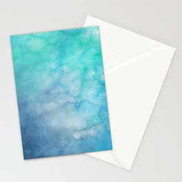 Underwater Galaxy Stationery Cards