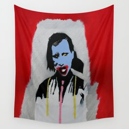 Mr. M Wall Tapestry