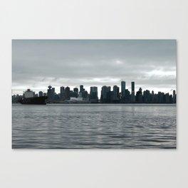 Our City Canvas Print