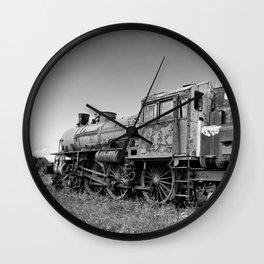 Loco 1313 mono Wall Clock