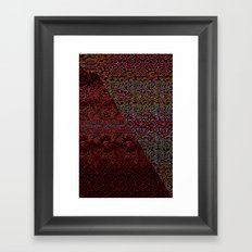 LIVE IT UP Framed Art Print