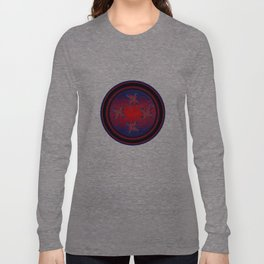 Fleuron Composition No. 124 Long Sleeve T-shirt