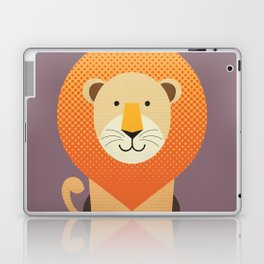 Whimsy Lion Laptop & iPad Skin