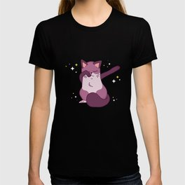 Dabbing Cat T-shirt