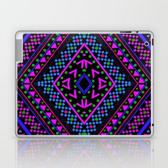NEON PATTERN Laptop & iPad Skin