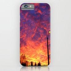 Street lamp glow  iPhone 6s Slim Case