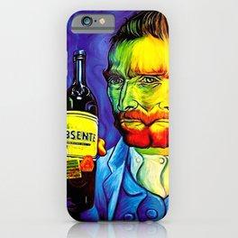 Absente (Absinthe) Van Gogh Parody Vintage Poster, tshirts, tees, jersey, posters, tshirts, Prints, iPhone Case