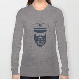 Make It Happen Captain Long Sleeve T-shirt