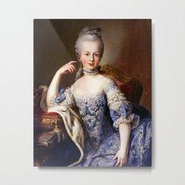 Marie Antoinette, Young 1 Metal Print