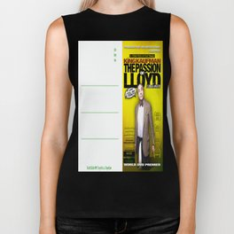 King Kaufman: The Passion of Lloyd (2008) - Movie Poster Postcard Biker Tank