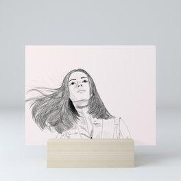 Black Widow Mini Art Print