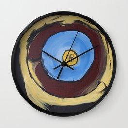 Kara's Mandala Wall Clock