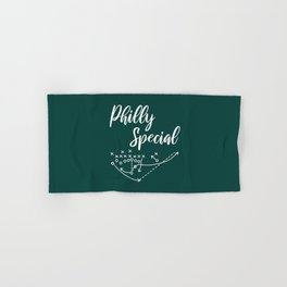 Philly Special Hand & Bath Towel