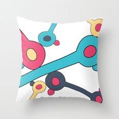 fix you Throw Pillow