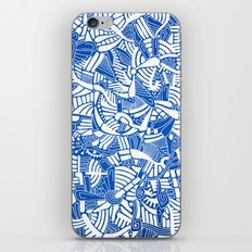- the captain who fell with the blue angels - iPhone & iPod Skin