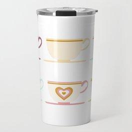 Teacups Travel Mug