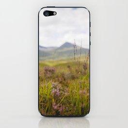 Grass Mountains 2 iPhone Skin