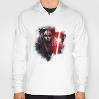 darth Hoodies featuring Darth Nihilus by Vincent Vernacatola