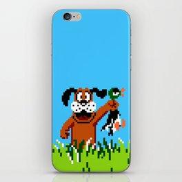 Duck Hunt iPhone Skin