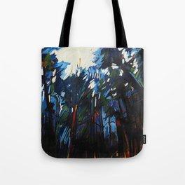 Woven Light Tote Bag